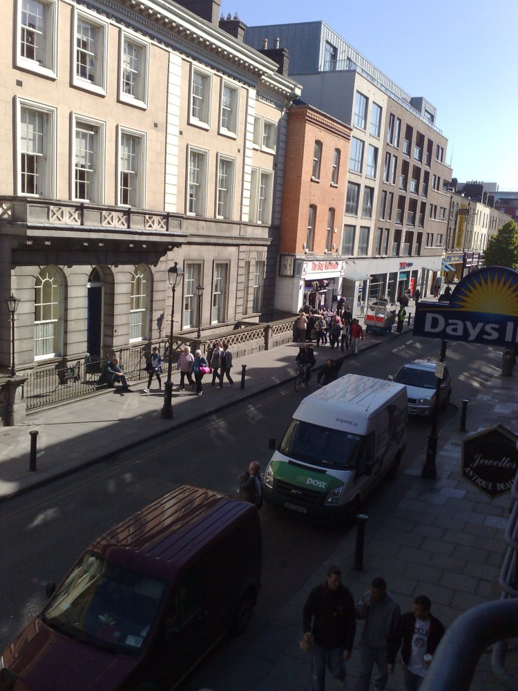 LONDRES - DUBLIN - LONDRES (4/6)